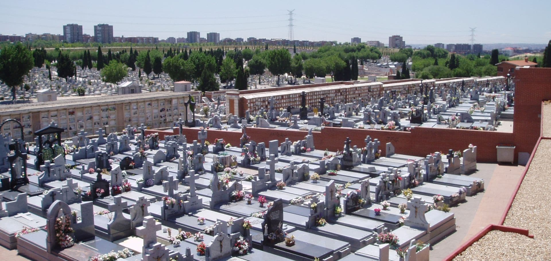 Ampliación del Cementerio de la Almudena